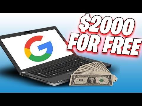 EARN $2000 FOR FREE Using Secret GOOGLE TRICK [Make Money Online]
