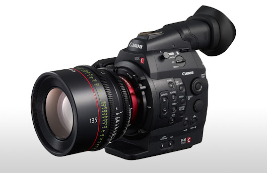 Canon C500 Mark II at NAB [CR2]
