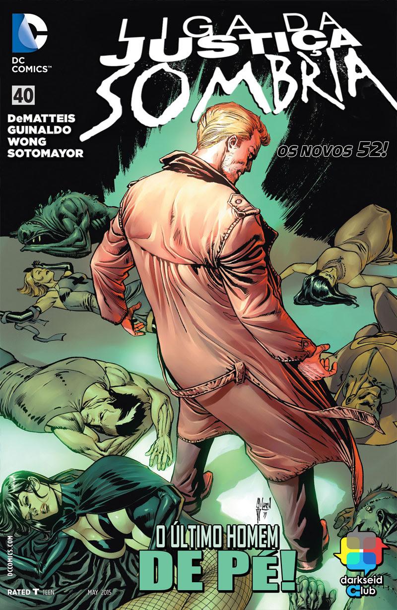 Liga Sombria #40