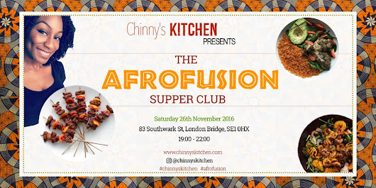 The Afrofusion Supper Club (Chinny's Kitchen)