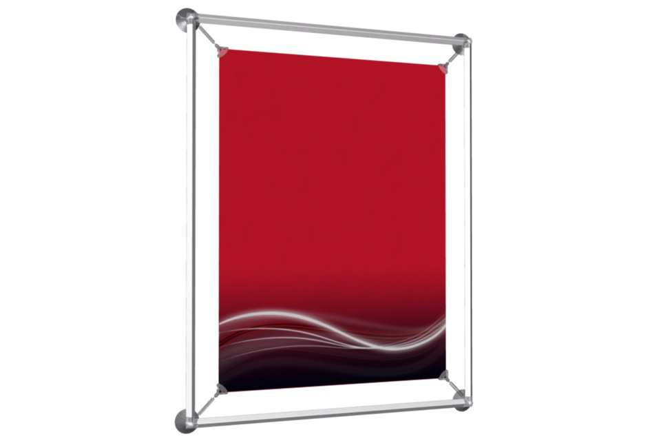 """Window Poster Frame to display an 18x24"""" poster - AFIX ..."""