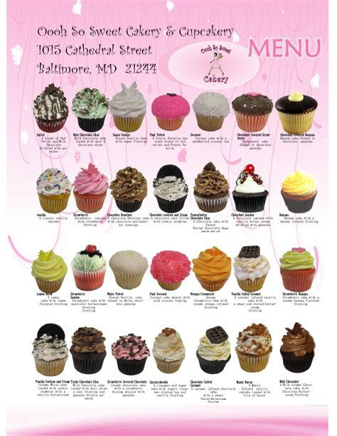 oooh so sweet   Cupcake , Custom Cake and Cakepop Flavor