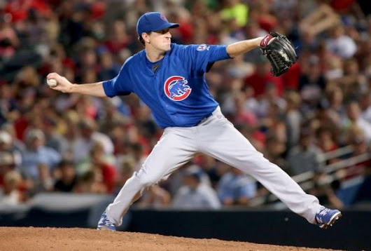 MLB - Texas Rangers at Chicago Cubs