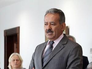 Sinval Ferreira da Silva, ex-prefeito de Tibagi, em foto tirada em março de 2012 (Foto: Arnaldo Alves / AENotícias)