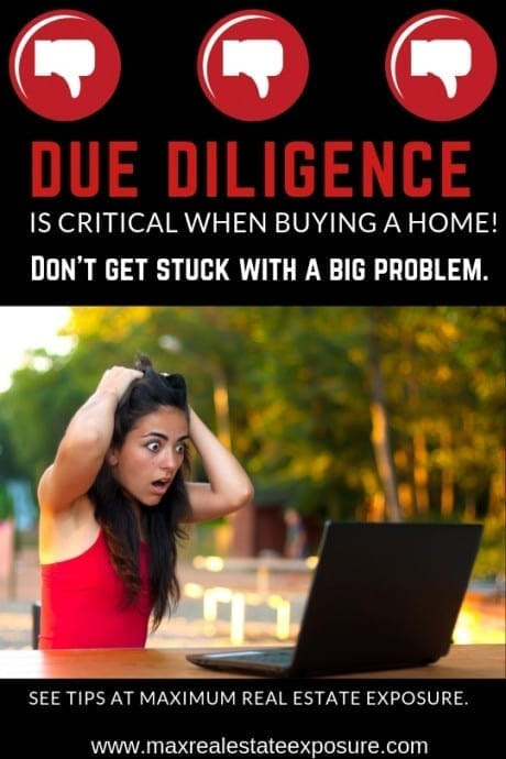 Due Diligence For Home Buyers: What You Need to Check