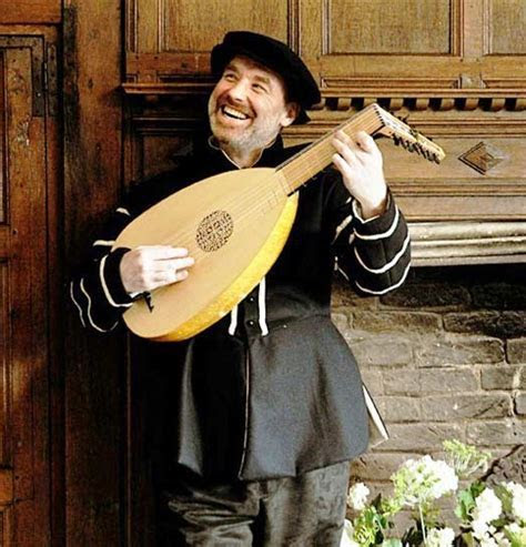 Lute Player   Ian the Luthier   Medieval Wedding Music   Lute