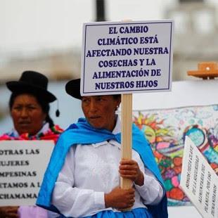 """""""Agricultura, soberania e segurança alimentar"""" é um dos eixos temáticos da Cúpula (Foto: Cumbre/Facebook)"""