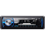 Pyle Single DIN in Dash Digital Marine Stereo Receiver with Bluetooth