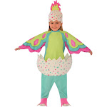 Pengualas Hatchimal Pink/Teal Costume