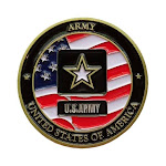 Army Military Coin