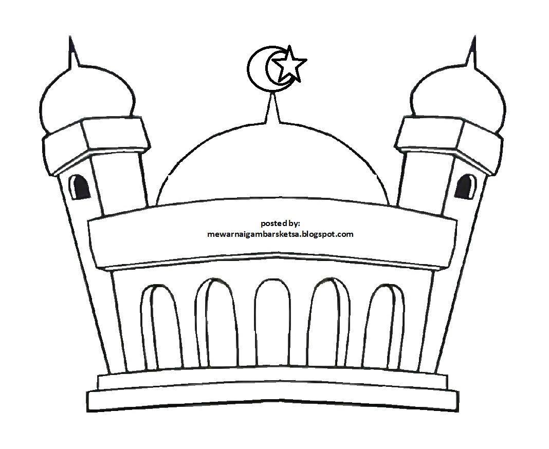 Kartun Muslim Mewarnai Auto Electrical Wiring Diagram