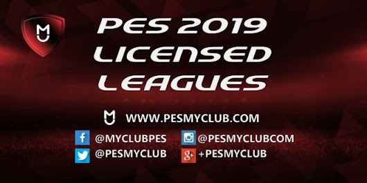 PES 2019 Leagues – Licenses Revealed