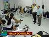 Inaugurada nesta segunda a sala de exercício resistido no complexto do Bolão