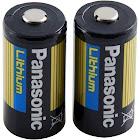 Panasonic CR123A Battery - CR123A - Li
