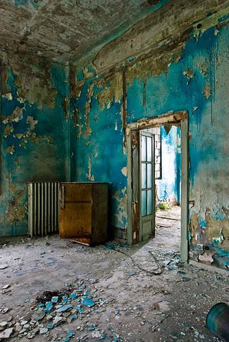 the blue room por Alexelli......corre