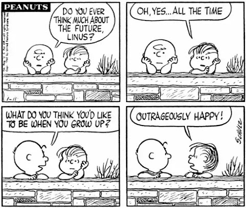 Best Of Peanuts Comic Strip