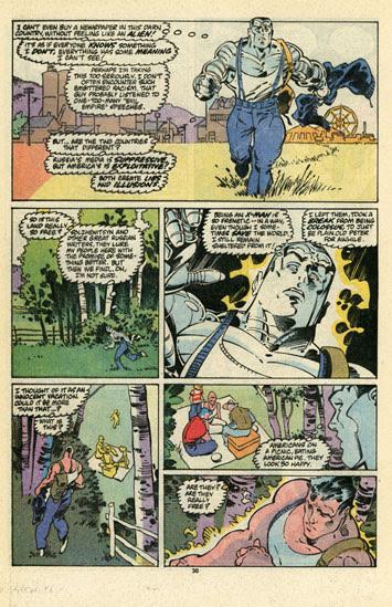 scan of Marvel Comics Presents #10 p30