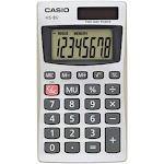 Casio HS-8V Pocket Calculator - 8 Digits