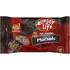 Enjoy Life Dark Chocolate Morsels, Regular Size - 9 oz bag