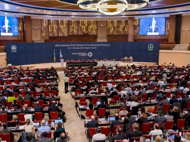 NATUREZA: Acordo sobre eliminação progressiva de gases é adotado em Ruanda