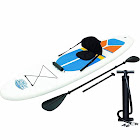 Bestway Hydro-Force White Cap Inflatable Stand Up Paddleboard - 10'