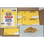 Gold Medal Complete Waffle Griddle Mix 6 Case 5 Pound