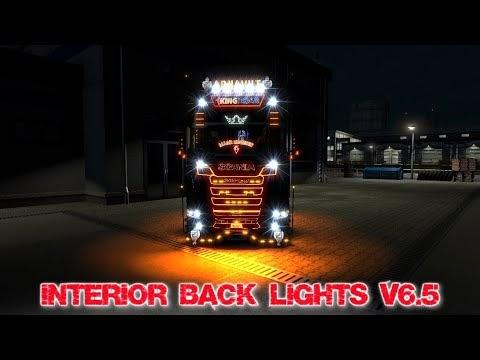 [ETS2 v1.39] INTERIOR | LED