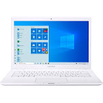 """ASUS - ImagineBook MJ401TA 14"""" Laptop - Intel Core m3 - 4GB Memory - 128GB Solid State Drive - Textured White"""