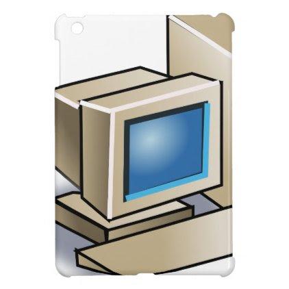 Retro Computer iPad Mini Cases