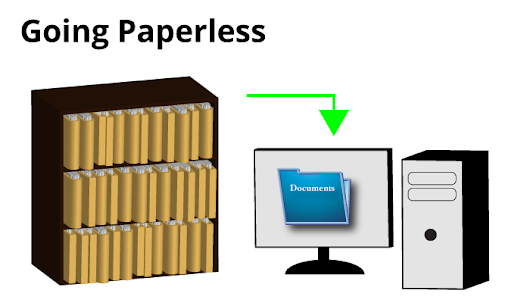 "Why Your ""Paperless"" Initiative Will Succeed When Others Fail"