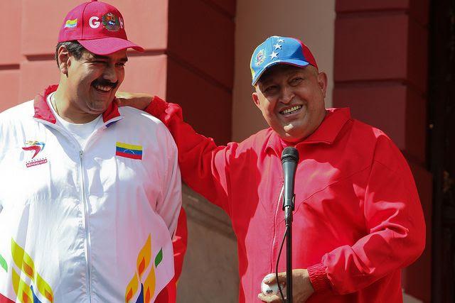 maduro chávez eua venezuela