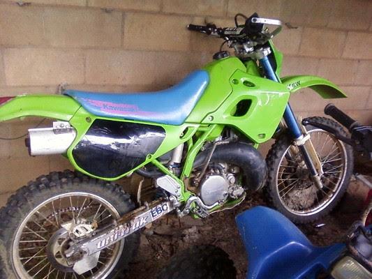 1991 Kawasaki Kdx 250 2 Stroke 800 Possible Trade