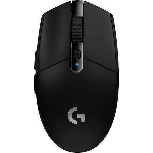 Logitech G305 - Wireless Optical Mouse - Black