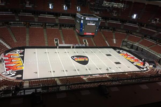 LA KISS Will Play Games on Crazy Field
