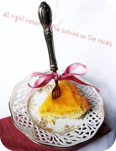 Crostata con Orange Curd