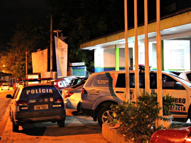 Caso foi registrado no 10º Distrito Integrado de Polícia (DIP) (Foto: Diego Toledano/ G1 AM)