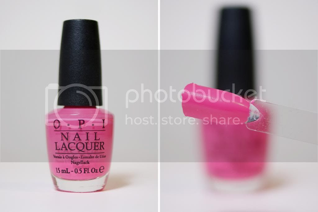 Spring Nail Polish Picks 2014 OPI Brazil Swatch Kiss Me I'm Brazilian