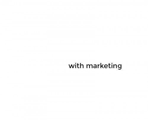 with marketing - With Marketing