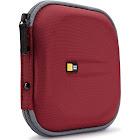 Case Logic 24 Capacity CD Wallet - Red