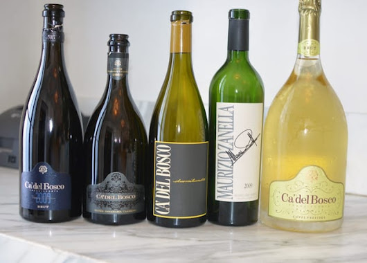 Ca' del Bosco: Bringing friends together over Franciacorta - The Written Palette