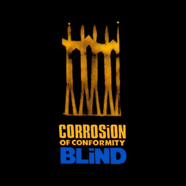 Corrosion of Conformity - Blind Album Cover