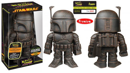 ToyzMag.com » Star Wars Celebration : Hikari exclu par Funko