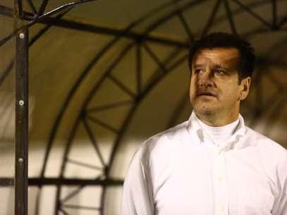Dunga enfrenta nova polêmica com a imprensa Foto: Tom Dib / Agência Lance