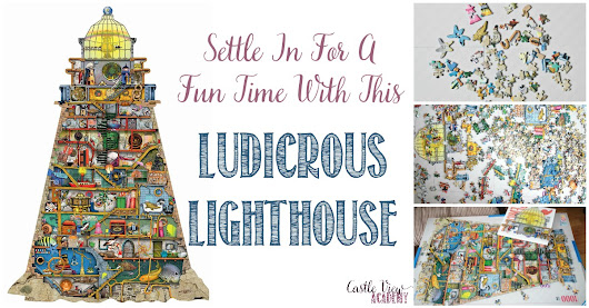 Settle In For A Fun Time With This Ludicrous Lighthouse Puzzle - Castle View Academy