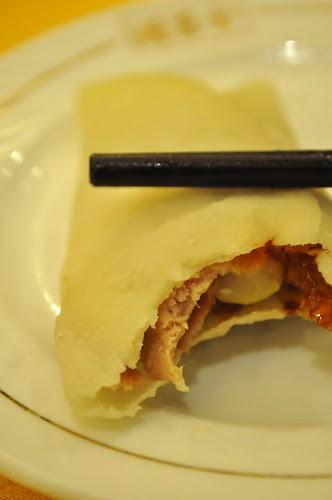 peking duck crepe