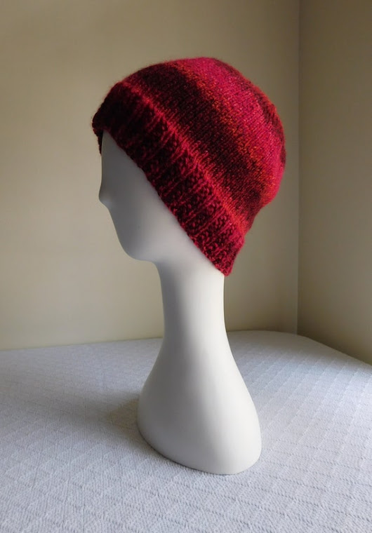 Foyle Hat by GingerYarnCo on Etsy