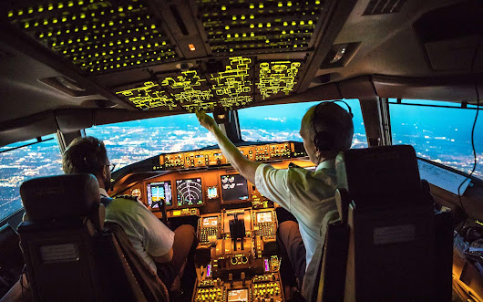 Why Pilots Are Always Calling Everyone 'Roger'