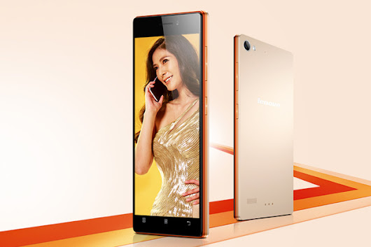 Lenovo reveals the Vibe Z2, its very first 64-bit smartphone