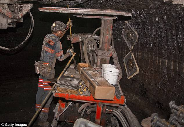 A report released on Thursday by the National Academies of Sciences, Engineering and Medicine found that a 'fundamental shift' needs to be made by coal companies in how they control exposure to coal and silica dust in underground mines