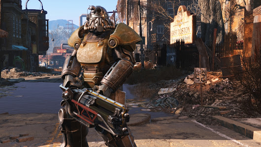 'Fallout 4' Available To Play For Free This Weekend l Geeks Of Doom